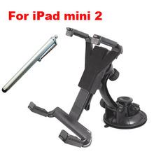 Rotary Tablet PC Stand Tablet Holder Car Holder Window Sunction Holder Tablet Pen For Apple iPad