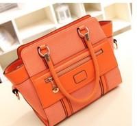 2013 New Retro high quality women handbags low-key luxury 4 colors FREE SHIPPING