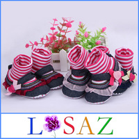Christmas New Baby Girls First Walkers Shoes Autumn Brand Kids Shoes For Girl Free Shipping