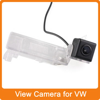 Free Shipping 170 wide viewing waterproof Reverse Backup Car Rear Camera for VOLKSWAGEN VW Passat/Sagitar/Touran/Multivan T5