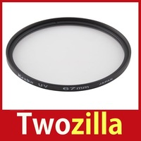 [Twozilla] Universal Digital Multi-Coate 67mm UV Ultra-Violet Optical Filter Lens Protector Hot