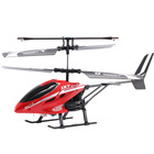 2.5CH Rc Helicopter Remote Control Helicopter Radio Control Metal HX713 RC Helicopter with light YXF03524(China (Mainland))