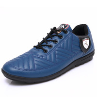 Winter thermal 2013 male shoes fashion leather male casual shoes the trend of male skateboarding shoes
