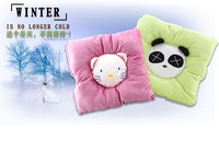 2014 new winter USB warm fever chair cushion thermal  office home chair  pillow nice  cartoon cotton  cushion free shipping