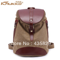 2013 New arrival casual canvas kaukko backpack(cotton)