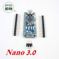 Freeshipping ! Nano 3.0 controller compatible with arduino nano NO CABLE