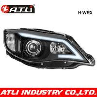 2014 Hot Sale 35W Auto Led Headlights with Angle Eyes Fasion Design for Subaru WRX