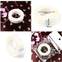 ONE Roll Engraft False Eyelashes Adhesive Tape Eyeholes The Broadened Non-woven Medical Tape