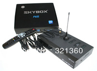 Original Skybox F4S full HD satellite receiver with GPRS VFD Display support usb wifi weather forecast free shipping