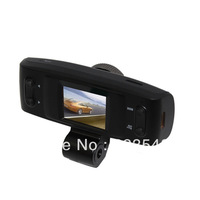 Full HD 1080P DVR Camera GS2000 Support Loop Recording 4* Digital zoom with  G-senson and Motion Detection