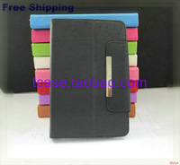 "Flip Magic LEATHER CASE Cover +Stylus+Film For 9.7"" Xtouch X907 Storex Ezee Tab 971 Globex GU904C Tablet Free Shipping"