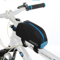 2013 New Blue Cycling Bike Outdoor Sports Bicycle Frame Pannier Front Tube Bag