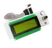 Reprap Ramps V1.4 smart 2004 20*4 LCD Display controller with adapter 3D printer free shipping