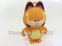 Free shipping+drop shipping!Hot sales New cartoon Lovely the tiger USB 2.0 Flash Memory Stick Drive U Disk Festival Thumb/Car