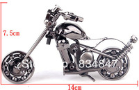 New Handmade Carved Metal Art Model Motorcycle Gift made M38A,C