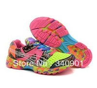 Hot Sale Shoes For Women Noosa Tri 8 Running Shoes with tag Women's athlete pink green shoes womens size:36-40