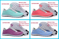 New Free Run Shoes 2013 Ladies Free  Pink Barefoot
