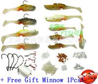 Mighty Bite Fishing Lure Kit 5 Sense Bait System #M1Collection Freshwater/Saltwater Fishing