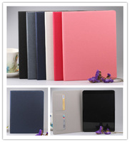 solid color casual style case for ipad air, ultrathin cover, support function, 6 colors, free shipping