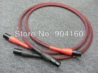 HIFI audio cables XLR interconnect cable balance cable with XLR connector audio cable pair 2M