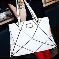 2013 fashion personality patchwork shoulder bag female bags