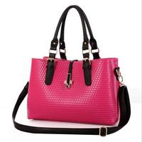 Newest women leather handbags fashion women messenger bags women's handbag shoulder bags designer bag free shipping sg229