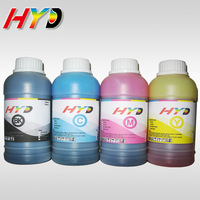 2 Liter/Lot, Set of 4 color Refill Premium dye ink for Epson Color 3000 inkjet printer.Each color 0.5 Liter