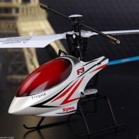 "Original box!Syma F3 Outdoor/Indoor RTF Mini 4 CH 9"" RC single blade Helicopter 2.4GHz w/ Built-in Gyro - WLTOYS V911Black eagle"
