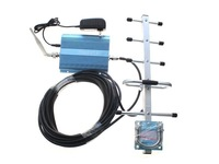 CDMA / GSM 850 MHz Booster Cell phone Signal Repeater Amplifier with YAGI