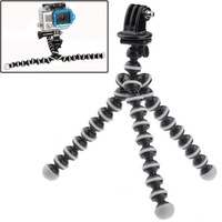 Professional Accessories for GoPro Mini Flexible Folding Octopus Camera Tripod for GoPro Hero 1 / 2 / 3 (ST-105) Camera