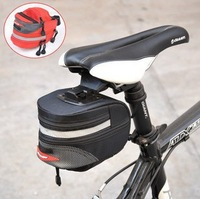 Bicycle Bike Cycling Saddle Outdoor Pouch Seat Bag bicycle accessories Portable Racing Small Saddle Bag Black Red Blue New Style