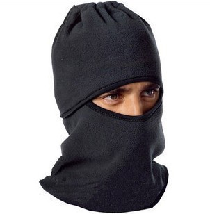 Free Shipping Warm Full Neck Face Cover Winter Ski Mask Beanie Hat Scarf Hood CS Hiking Motorcycle Bike snowboard cap(China (Mainland))