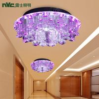 Lamps led crystal entranceway nvx2369
