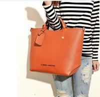 Fashion 2013 new arrival vintage bucket women leather handbags fashion cross-body women's big bag