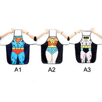 3x  Sexy Fashion  Apron Funny Joke Gift for Kitchen Cooking IA547