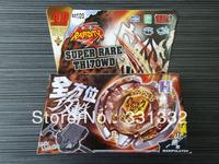 1pcs Beyblade Metal Fusion 4D set SUPER RARE TH170WD BB109 kids game toys children Christmas gift