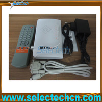 Newest Noise reduction Analog TV BOX support 3D motion SE-AT003