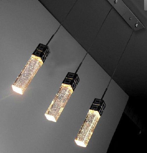 square crystal chandelier ceiling light fixtures bubble lighting fixtures