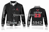 New Arrive Men's Brands Fashion Sport  Winter casual Coats #23 baseball Jackets Sweatshirt for men cheap