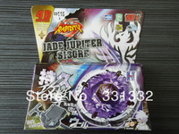 1pcs Beyblade Metal Fusion 4D set JADE JUPIYER S130RB BB116A kids game toys children Christmas gift
