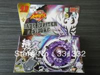 1pcs Beyblade Metal Fusion 4D set JADE JUPIYER S130RB BB116A kids game toys children Christmas gift