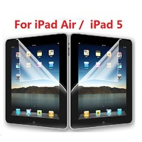 Wholesales Protective Film for iPad Air iPad 5 Anti-Glare Screen Protector Guard 20pc/lot, Free Shipping