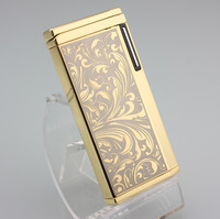Paradise touch sensitive ultra-thin metal windproof lighter fine lighters 3