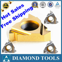 ISO Metric Full Profile carbide threading inserts tungsten carbide threading tool threading inserts