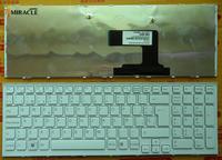 New spain laptop keyboard for Sony EL VPC-EL SP white keyboard 148969381 9Z.N5CSW.B0S free shipping