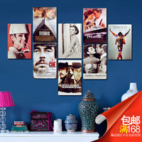 Vintage metal painting home decoration wall hanging wall decoration bar wall poster 20*30cm wholesale 8pcs/lot