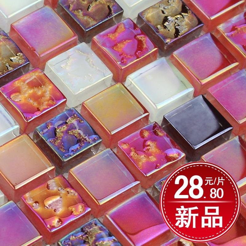 Wandtegels Keuken Blauw : wandtegels uit China gekleurde wandtegels Groothandel Aliexpress.com