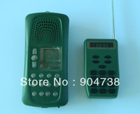 Mp3 Bird Callers With 17key Remote Control,Remote Distance of 100 Meters