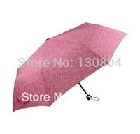 folding umbrella  female sun umbrella anti-uv sun protection umbrella