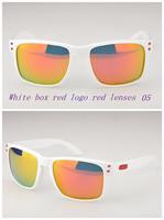 Men's Women's Designer Outdoor Cycling Holbrook Sunglasses Eyewear Matt Gold Lens sunglasses for men